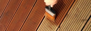 T&J painting solutions staining decking