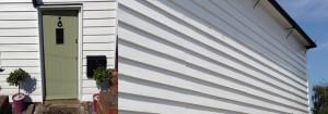 exterior wood paintign decorating