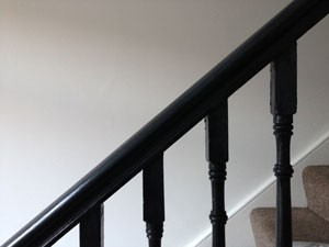 t&j painting solutions decorated rails London