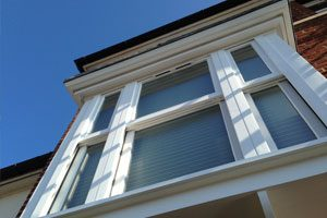Exterior painting in Canterbury, Kent