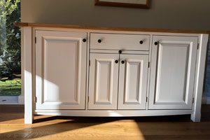 Furniture painting in Canterbury, Kent